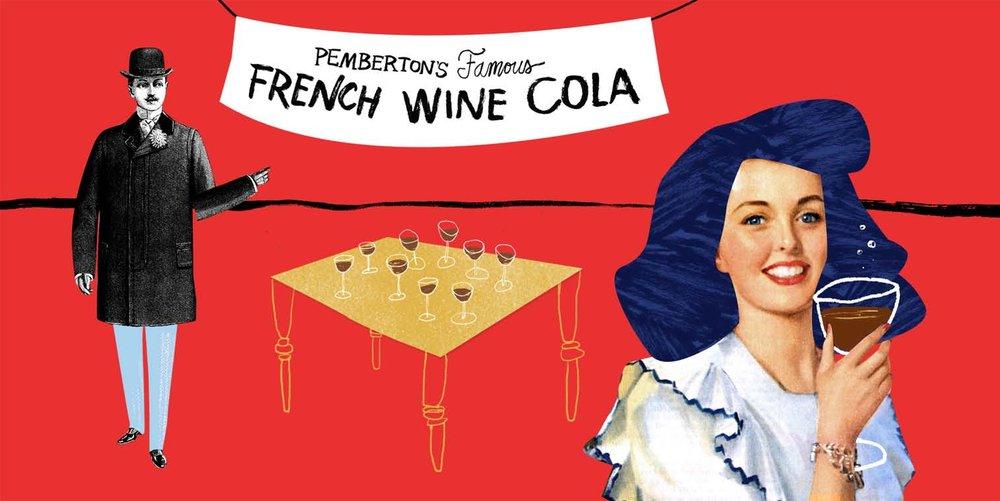 French Wine Cola - NN167