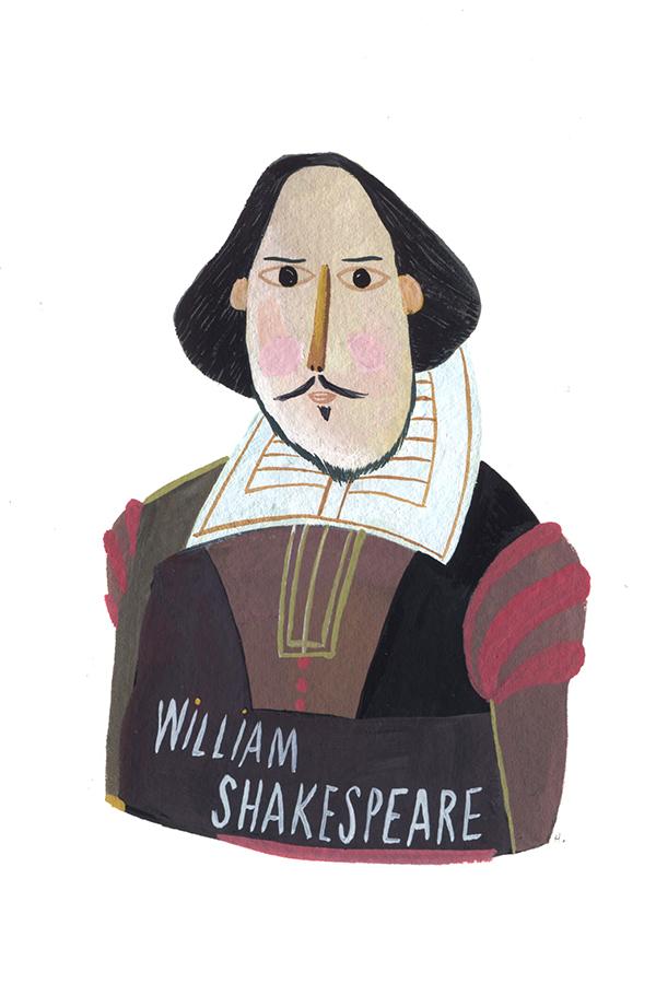 William Shakespeare - MH804