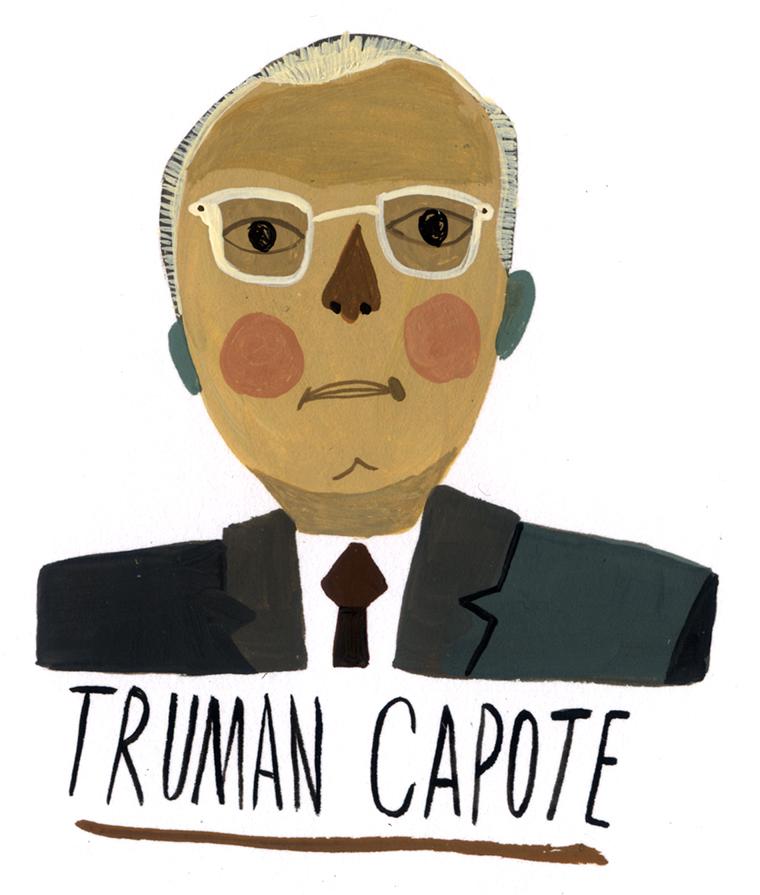 Truman Capote - MH829