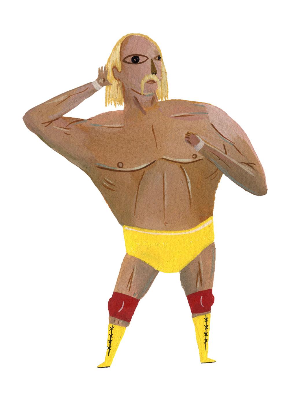 Hulk Hogan - MH816