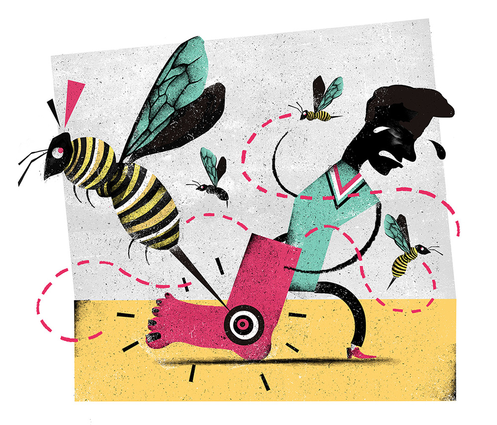 Bee Sting - JM103