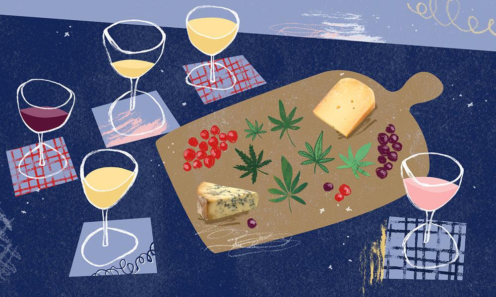 Wine and Weed - NN237