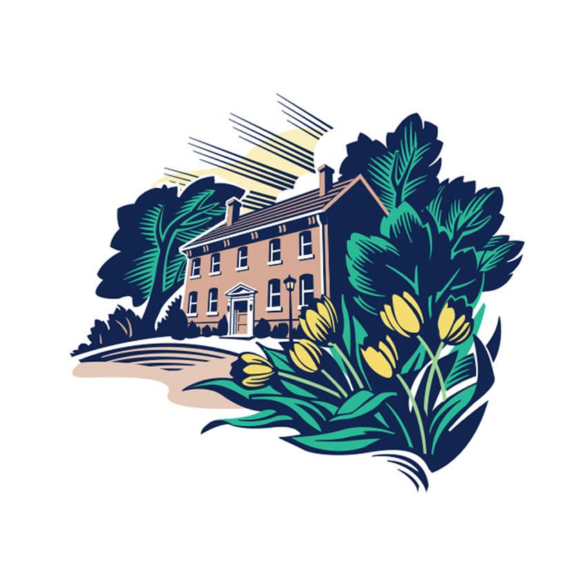 Alumni House  - GA716