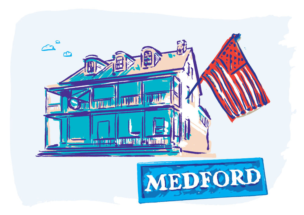 Medford - GS888
