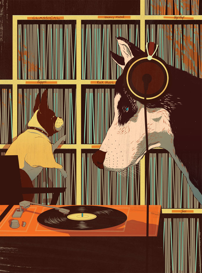 Music's Effects on Dog Behaviour - RG105