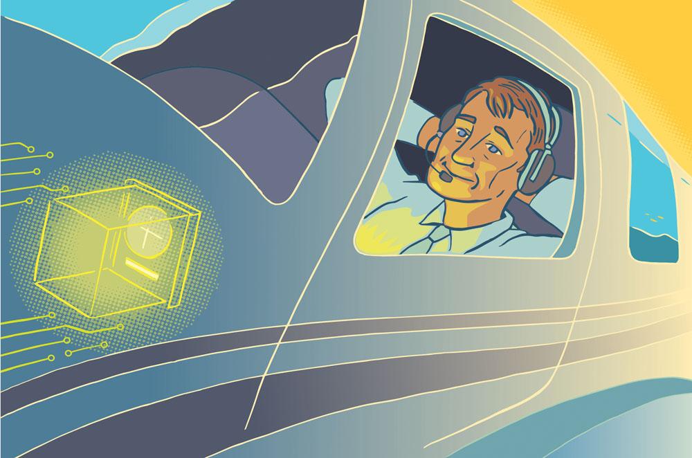 Auto Pilot - CW677