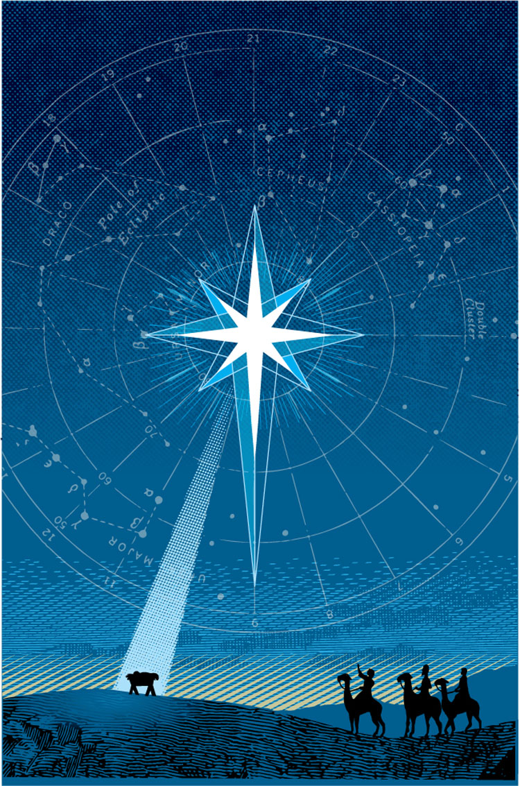 Star of Bethlehem - CW678