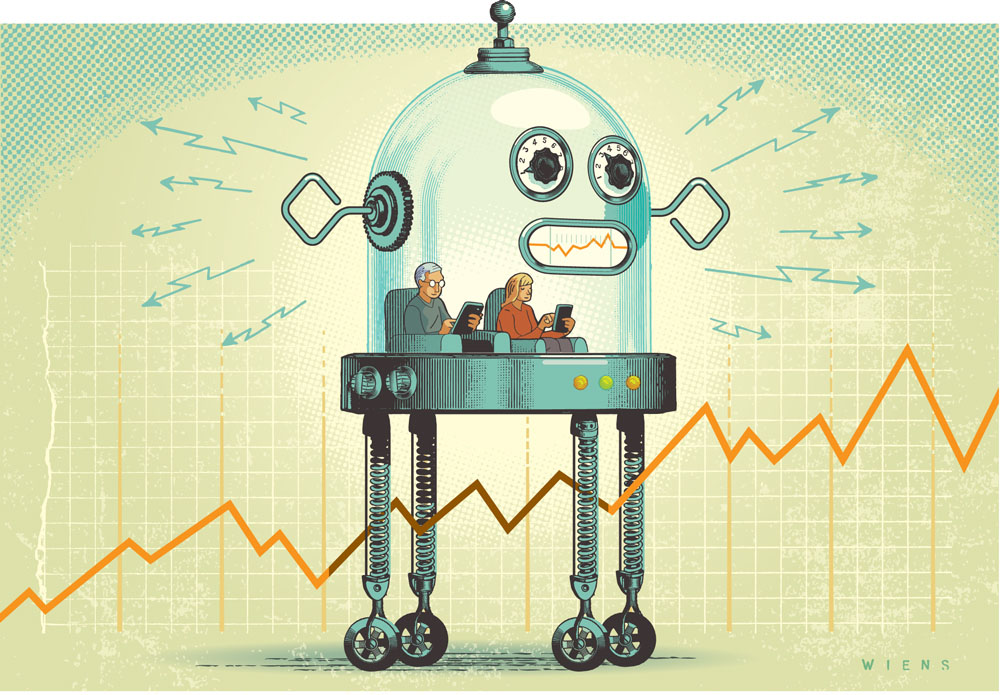 Retirement Robo-Advisors - CW682