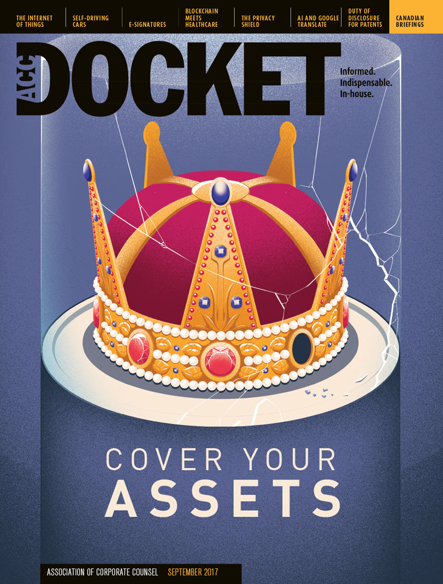 Cover Your Assets - EC286