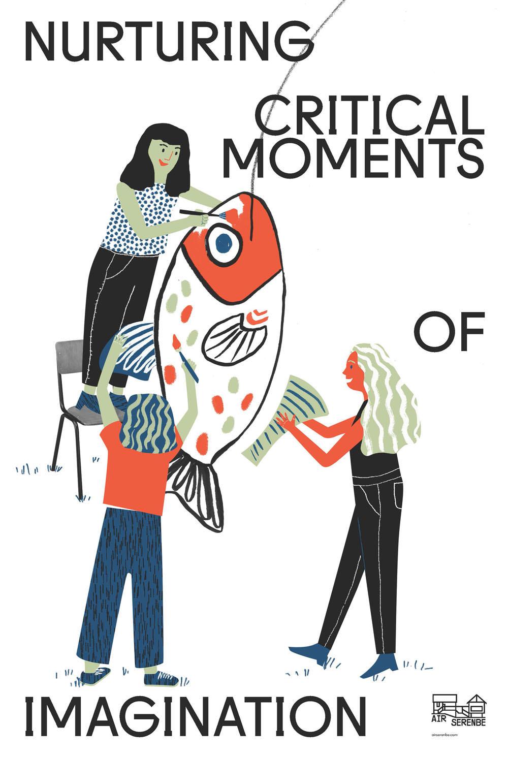 Critical Moments - NN256