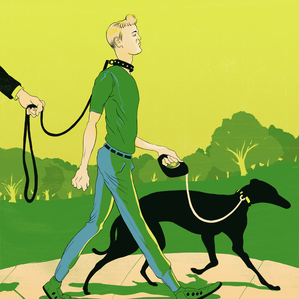 'Putting a Leash on Dog Parks' for The Globe and Mail