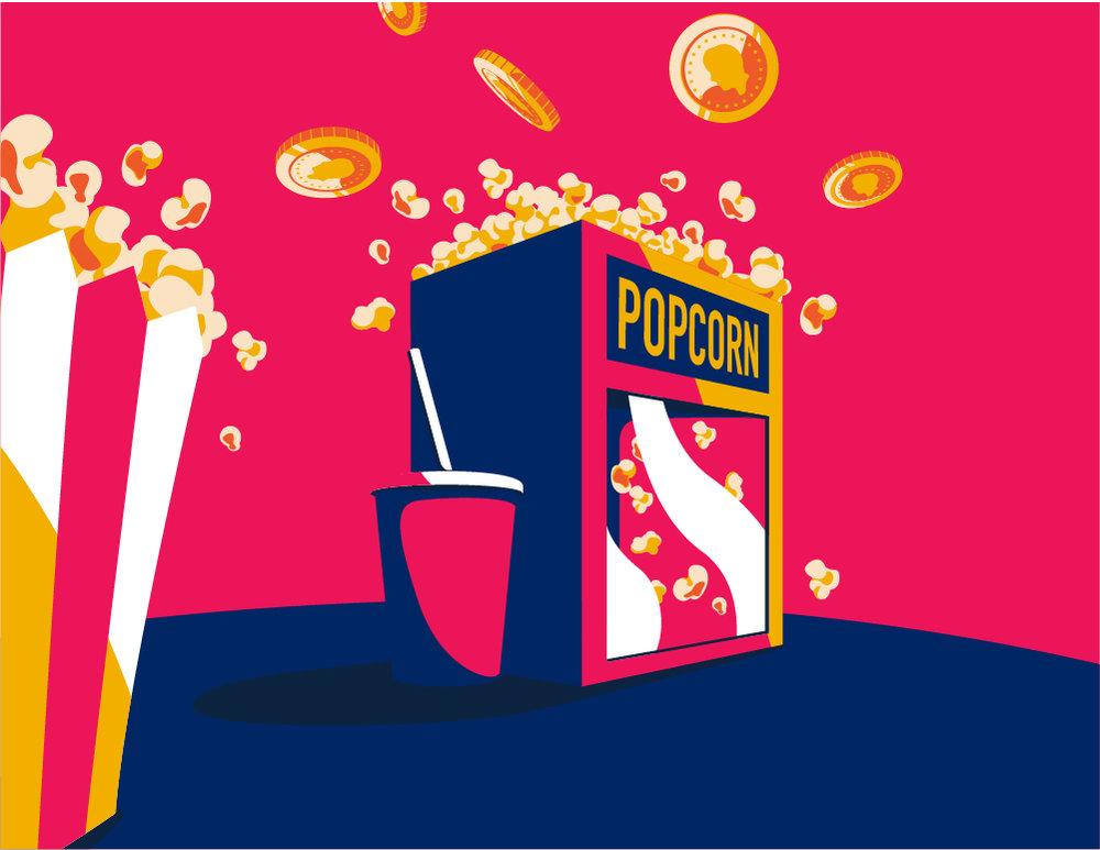 EC246 - Popcorn