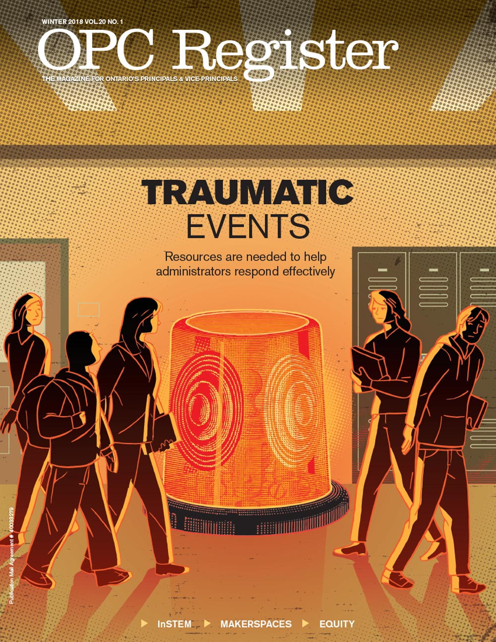 CW689a - Traumatic Events