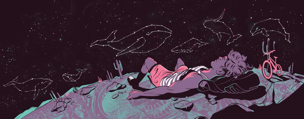 RG134 - Stargazing