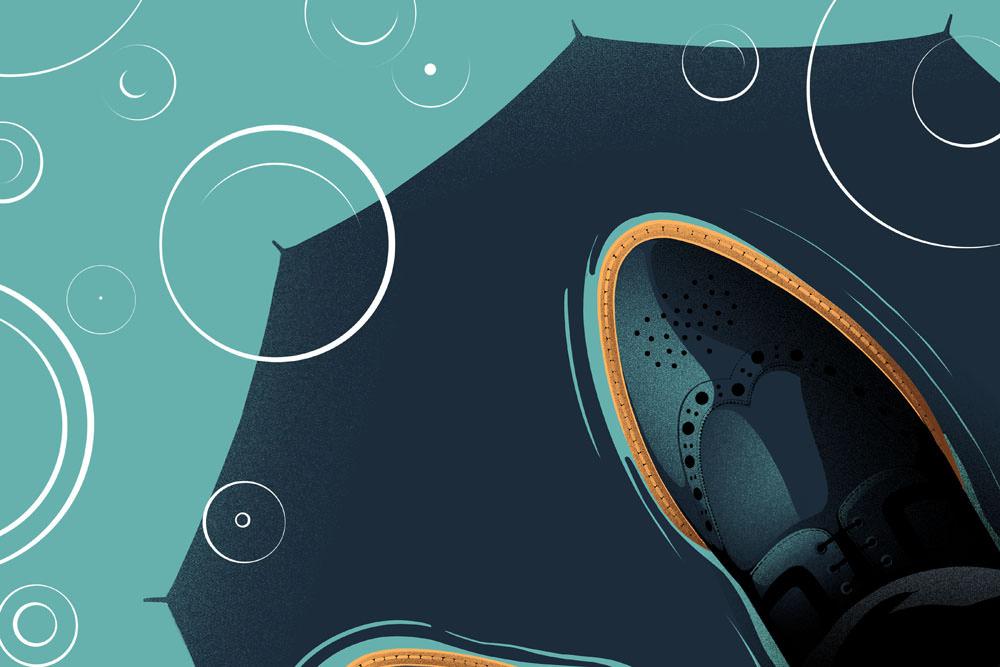 Wet Feet - EC305