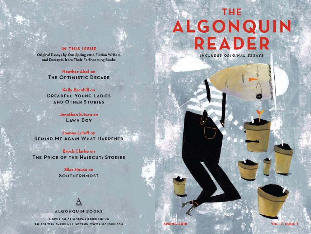 The Algonquin Reader - MH420a