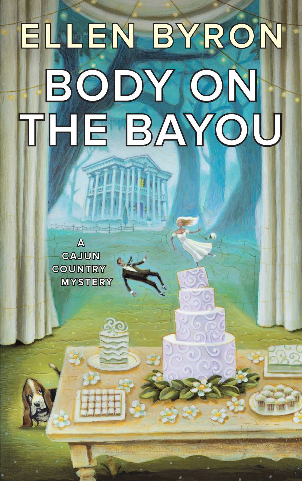 Body on the Bayou - TZ508-a