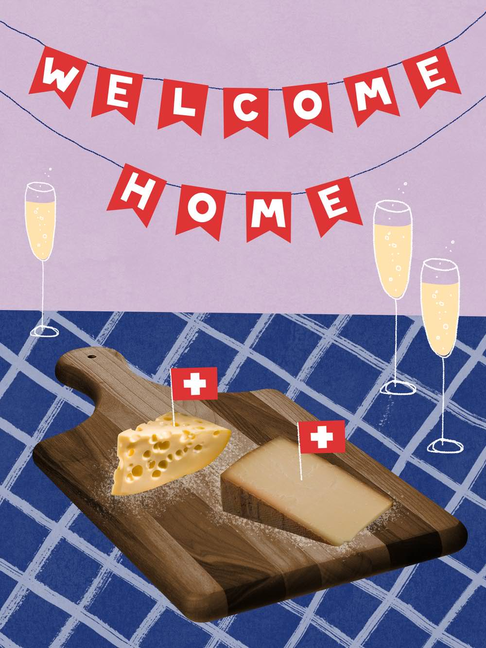 Welcome Home - NN292