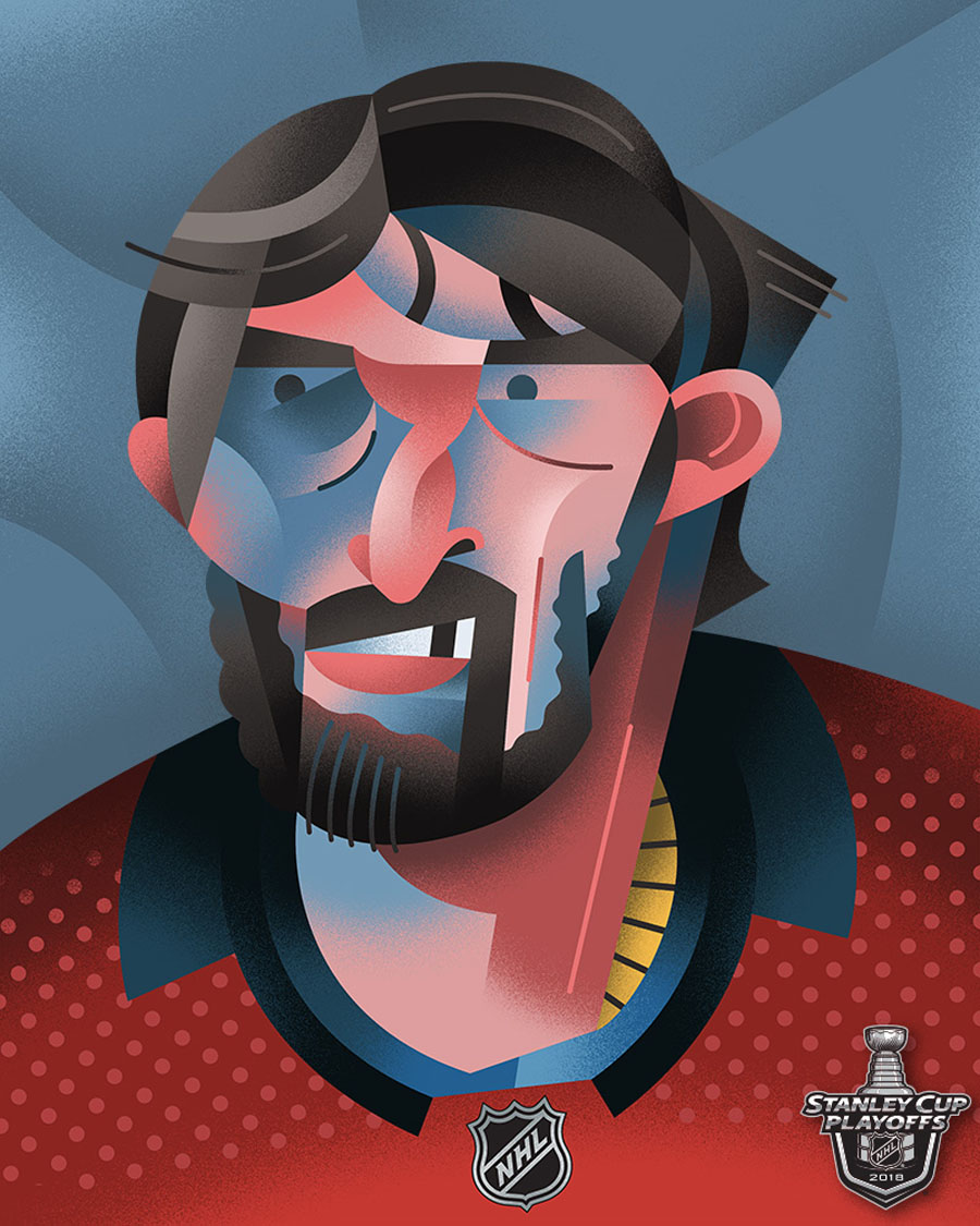 Washington Capitals captain Alex Ovechkin