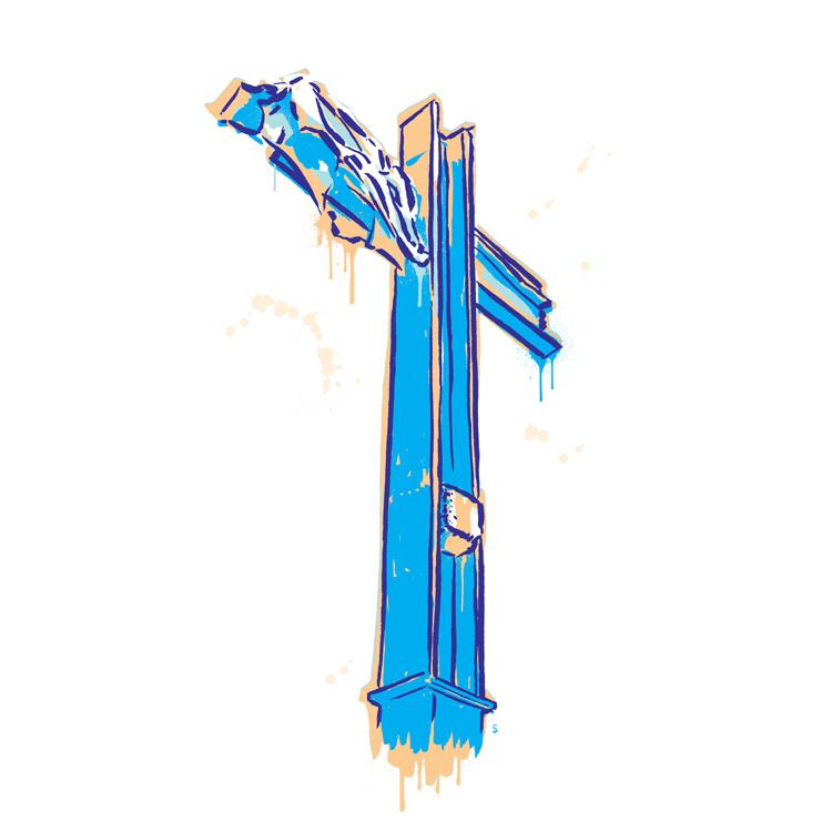 World Trade Center Cross (Ground Zero Cross)