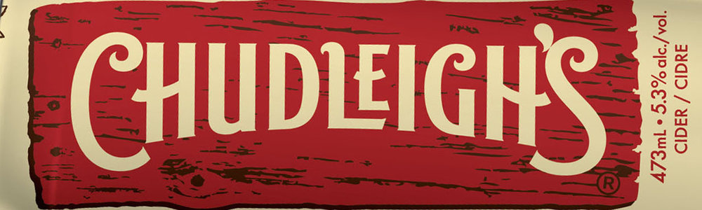 Chudleigh's Cider. Illustration by Katy Dockrill.