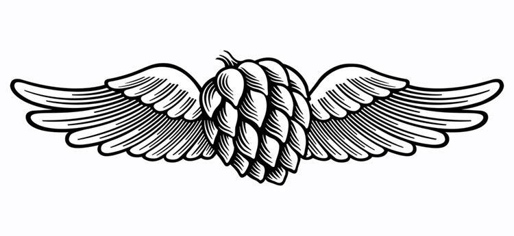 Hops and Wings - GA691