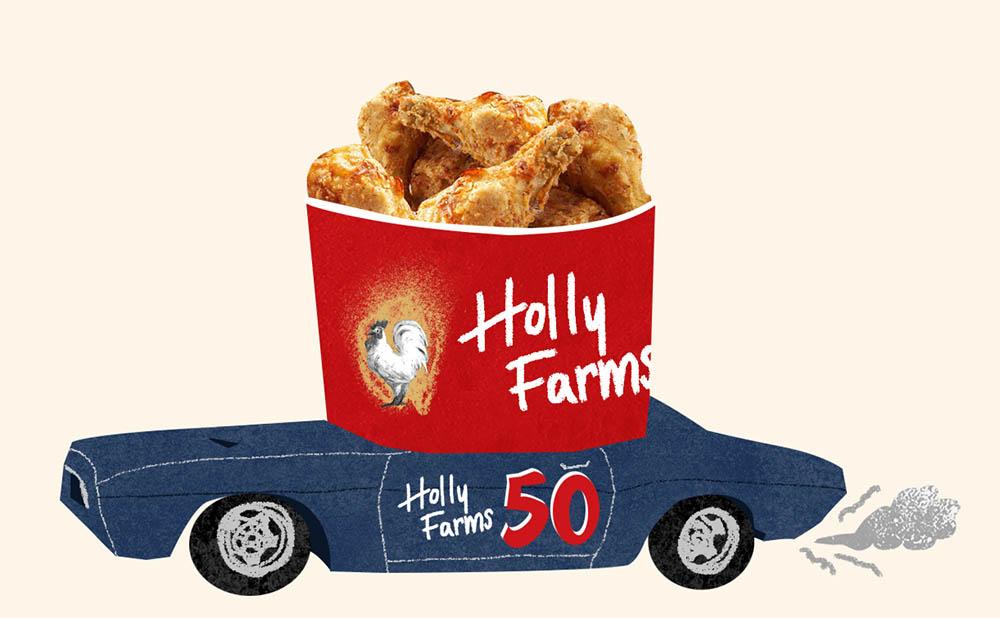 Holly Farms - NN318