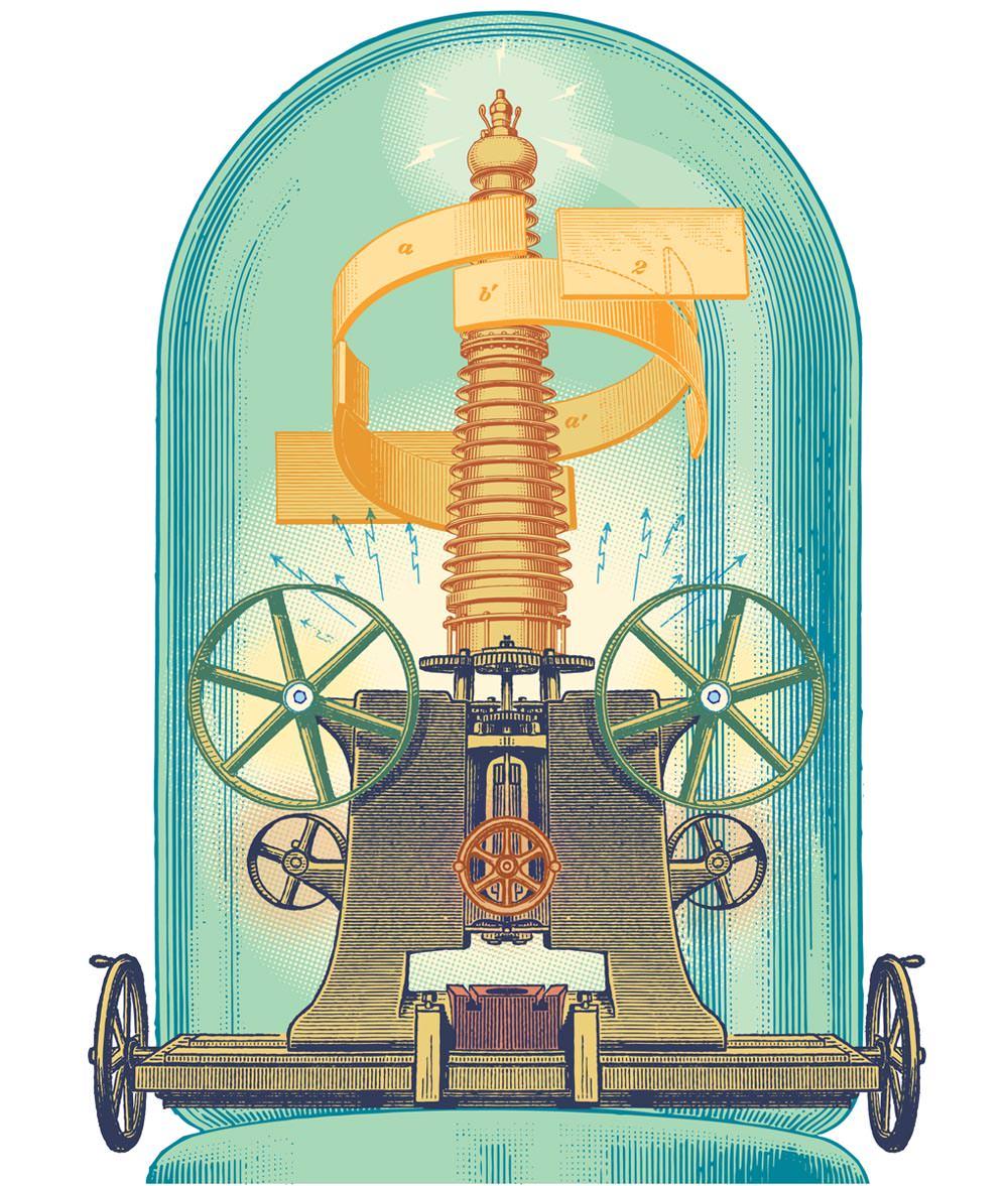 Leyden Jar - CW723