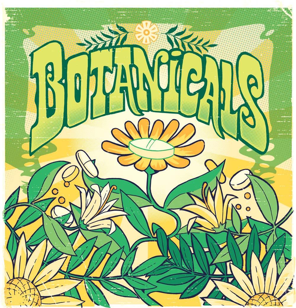 Botanicals - CW722