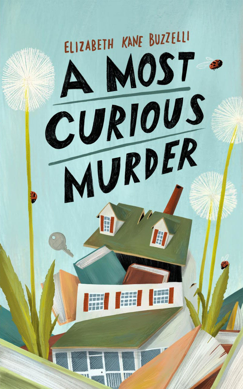 A Most Curious Murder - MH861
