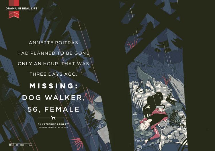 Dog Walker Rescue - RG173