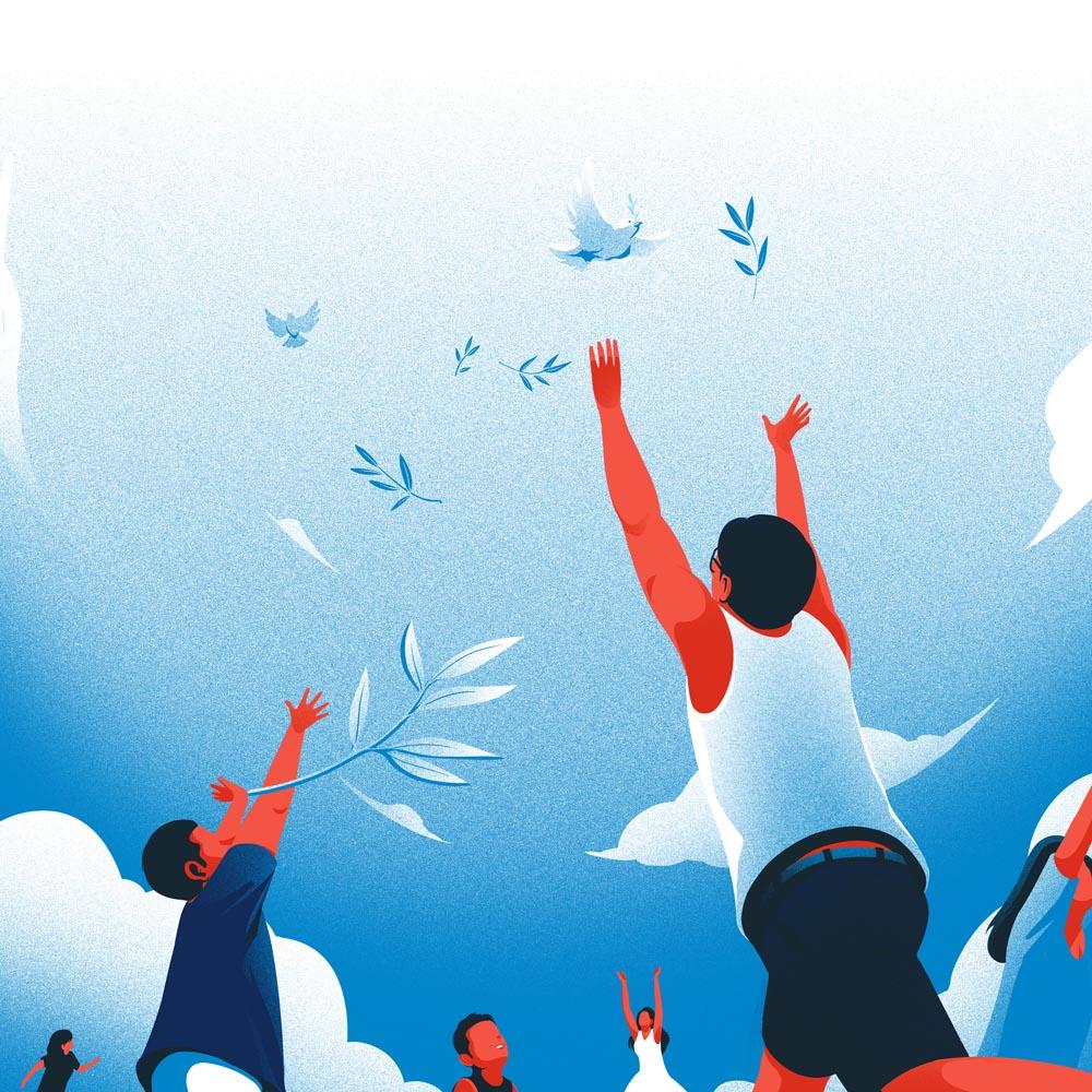 Peace for the Koreas - EC352