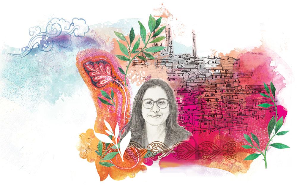 Melissa Fernandes, India.