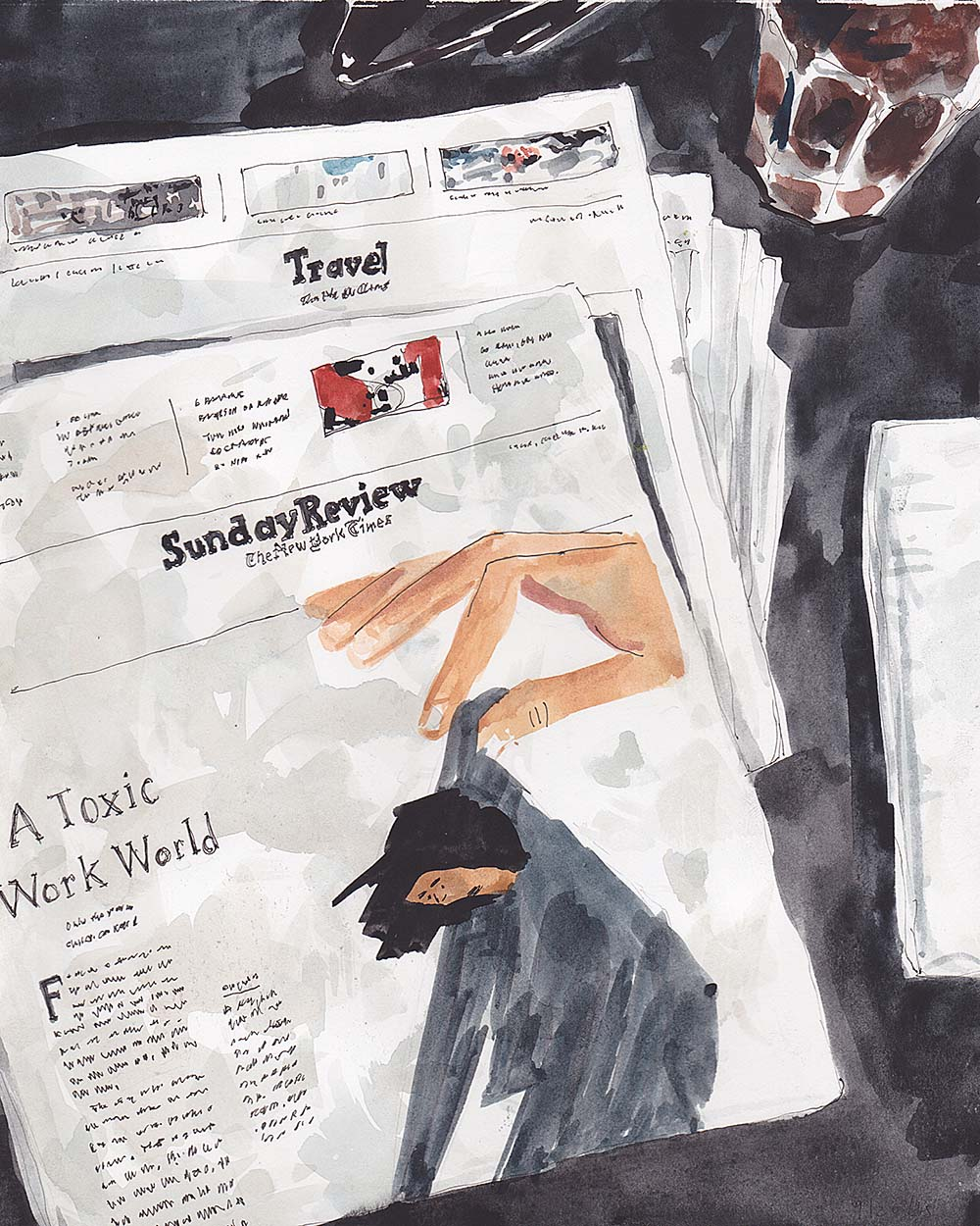 Sunday Paper - DB164