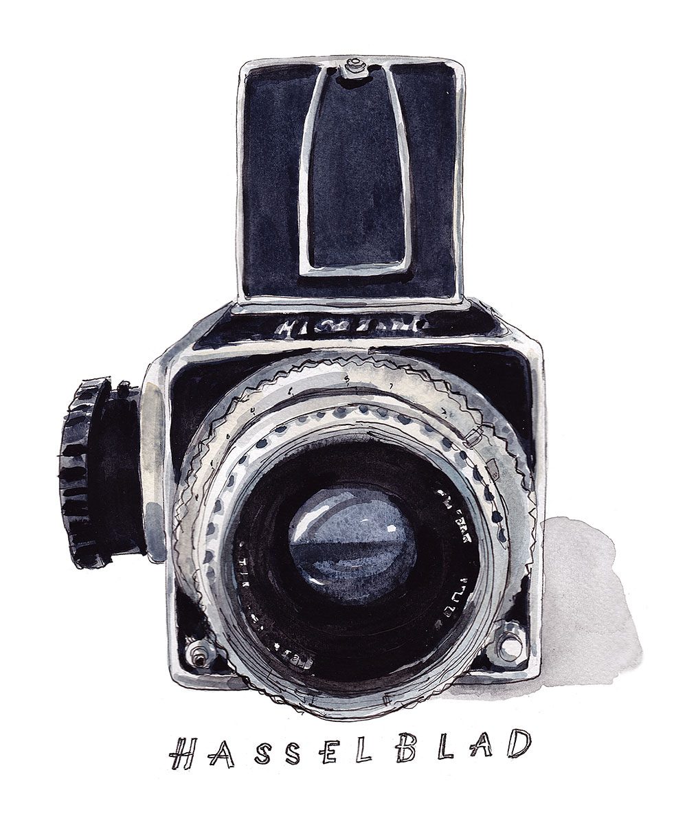 Hasselblad - DB170