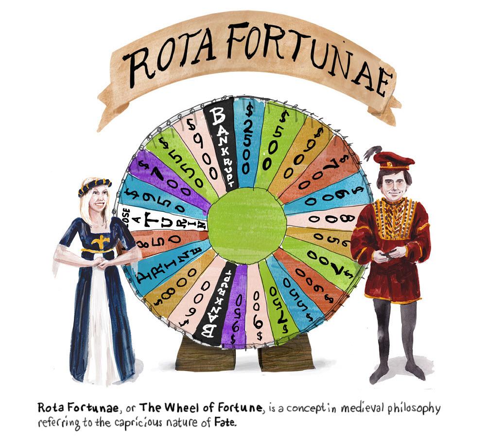 Rota Fortunae - DB119