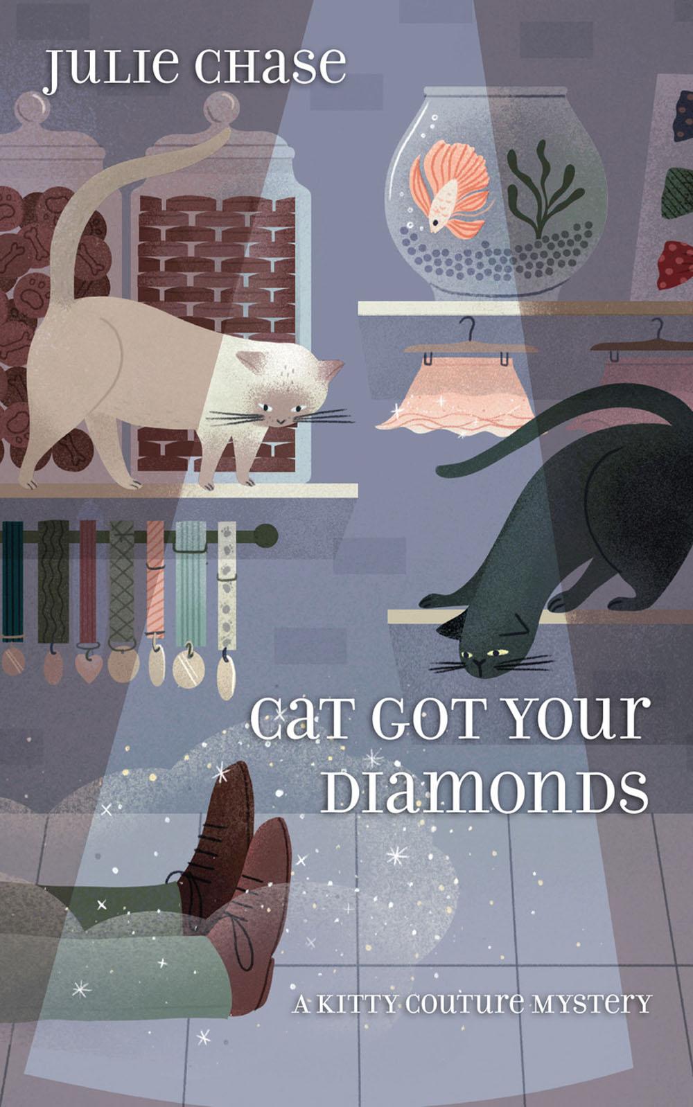 Cat Got Your Diamonds - CO497-a