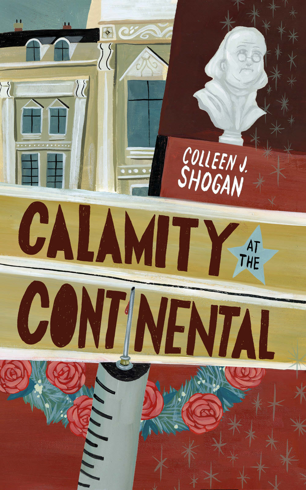 Calamity at the Continental - RG862