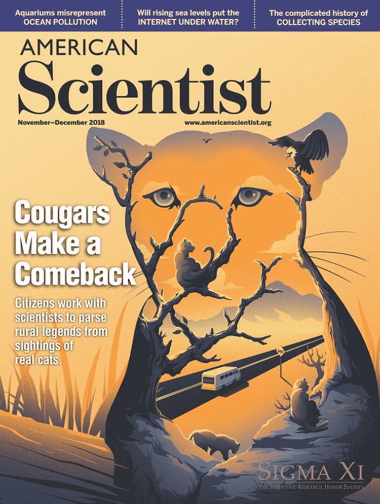 Cougars Make A Comeback - EC365a