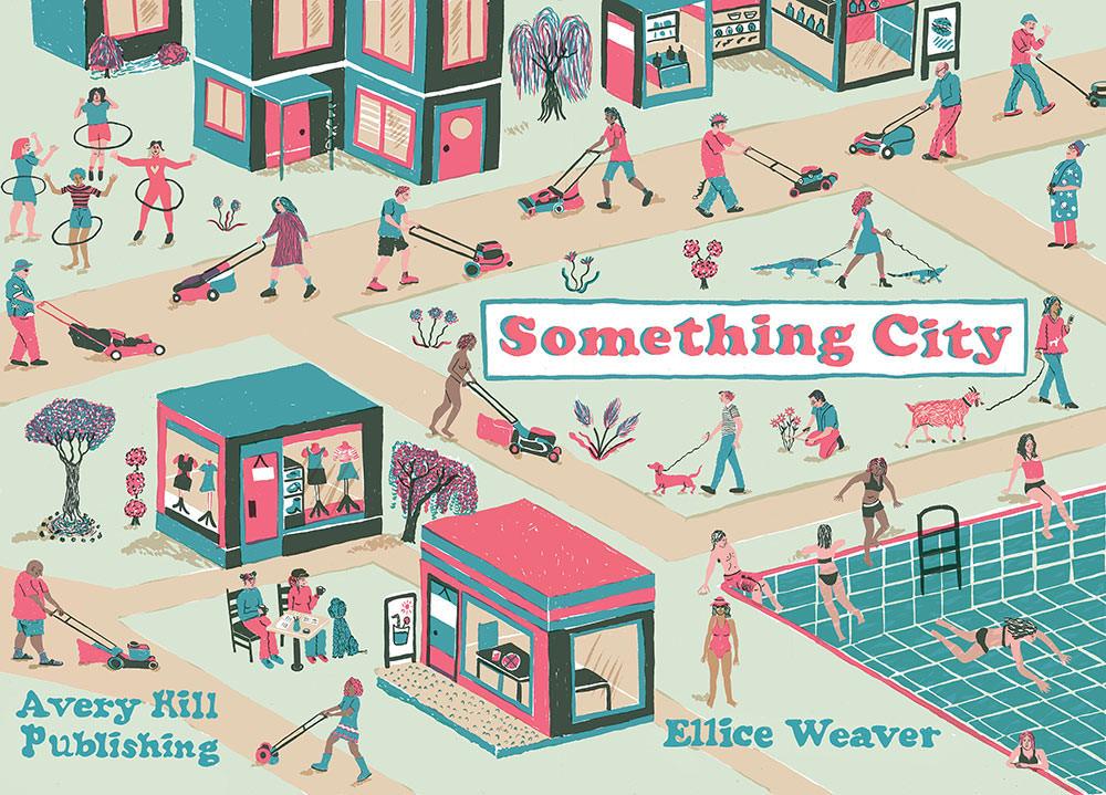 Something City - EW119