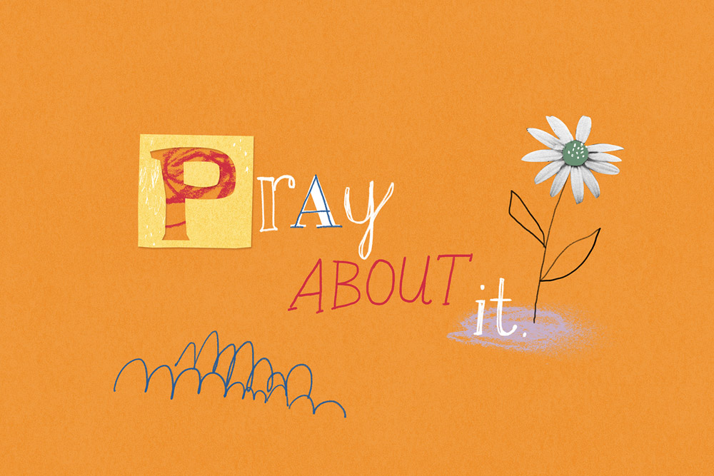 Pray About It - NN337