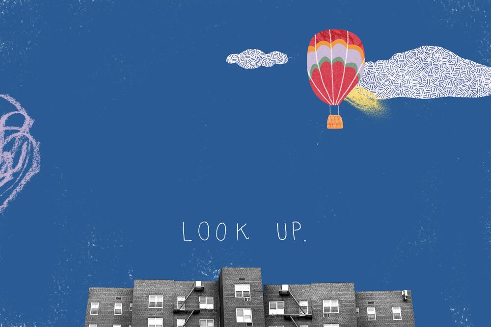 Look Up - NN335
