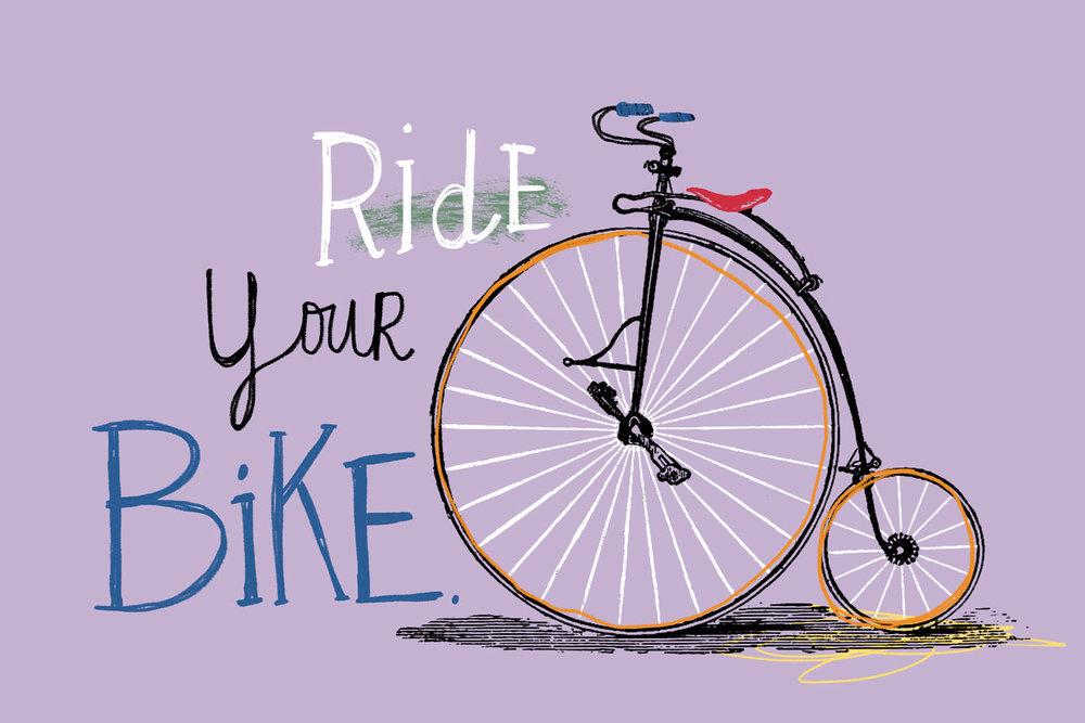 Ride Your Bike - NN342