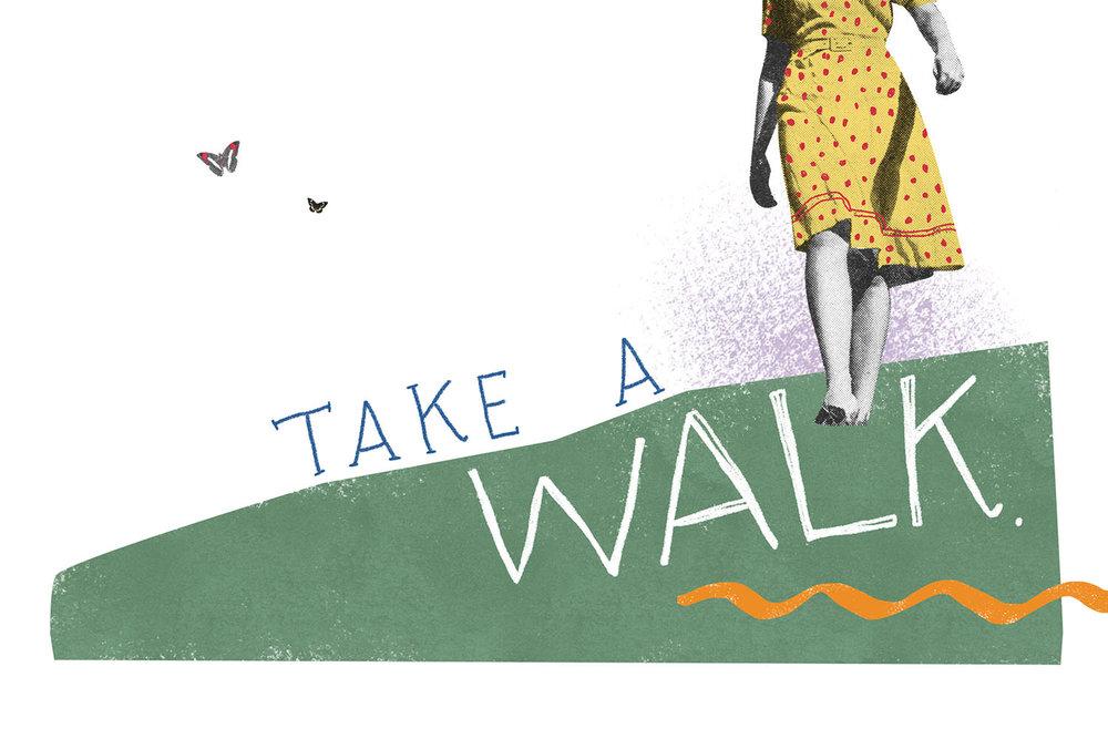 Take A Walk - NN343