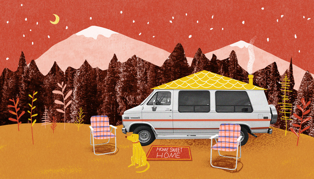 Van Living - NN351