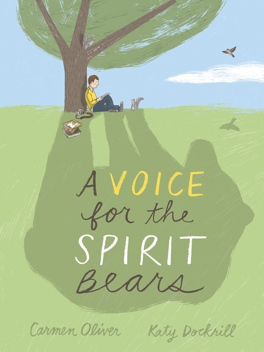 A Voice for the Spirit Bears - KD614