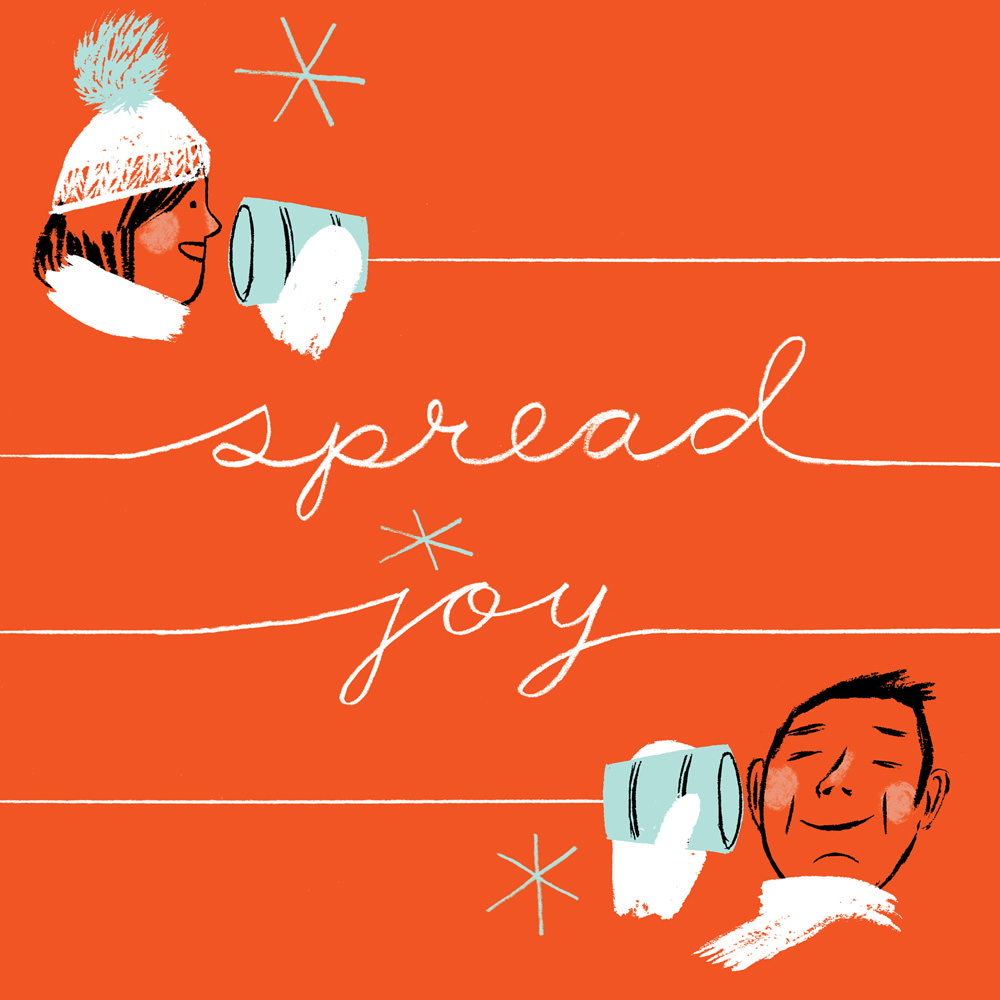 Spread Joy - KD659