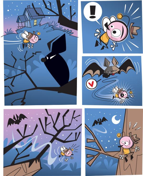 Buggie vs. Bat - RS898