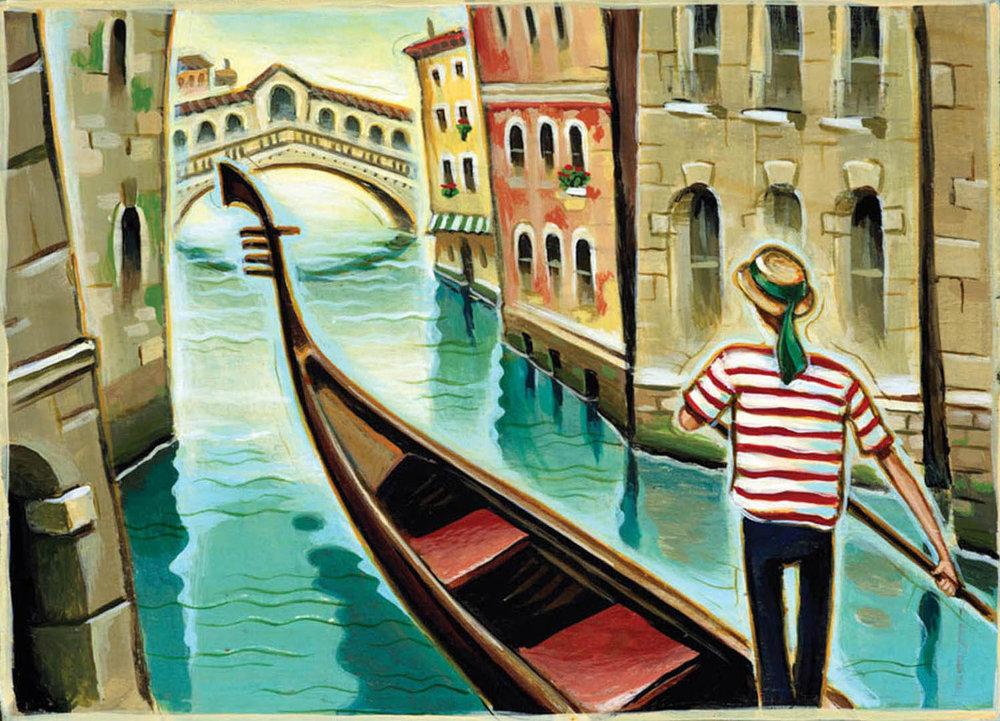 Venice - TZ343