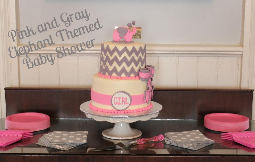 baby pinterest decorations girl ba on pixels cake elephant x shower themed best ideas